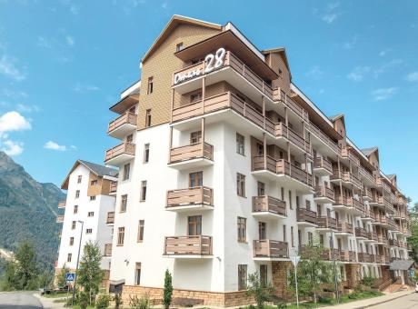 Hotel 28 Mountain Olimpic Village