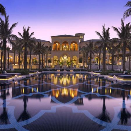 O&O THE PALM  DUBAI