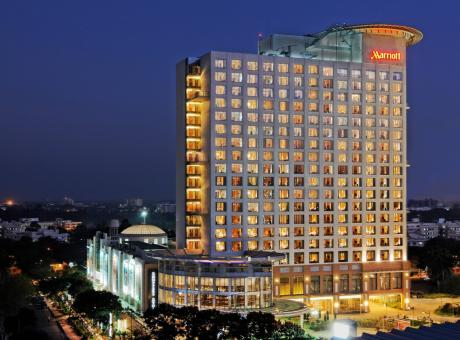 Marriott Bengaluru Hotel Whitefield